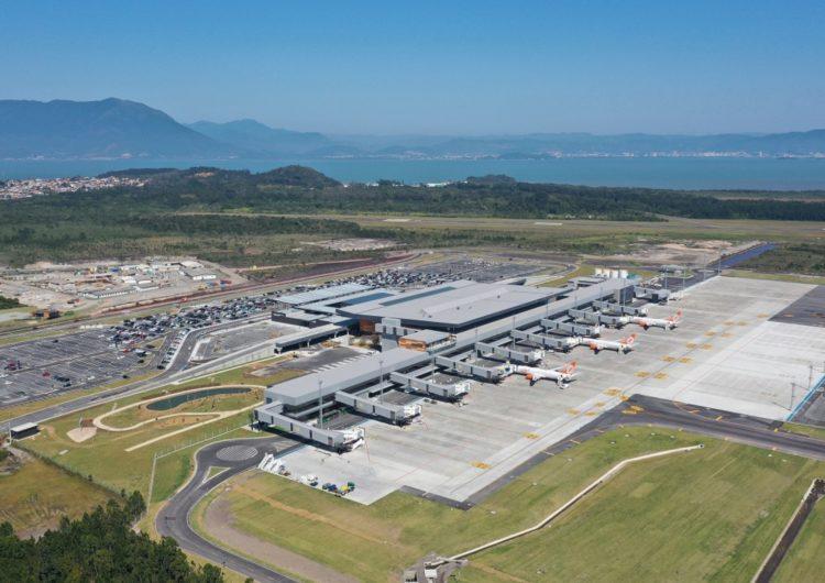 Tetos tarifários dos aeroportos de Salvador e Florianópolis são reajustados