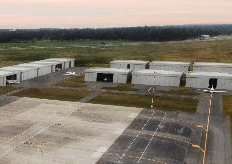 Corporación América Uruguay desarrolla infraestructura para potenciar la aviación general en el Aeropuerto de Punta del Este