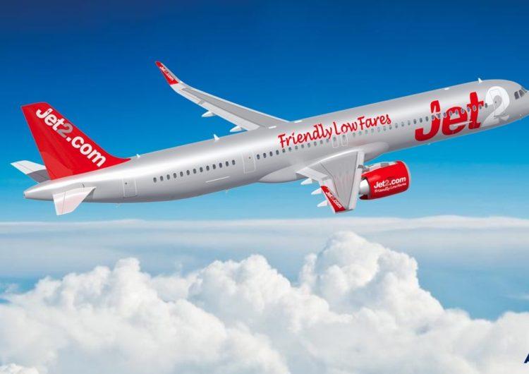 Jet2.com encarga 36 A321neos y se convierte en un nuevo cliente de Airbus