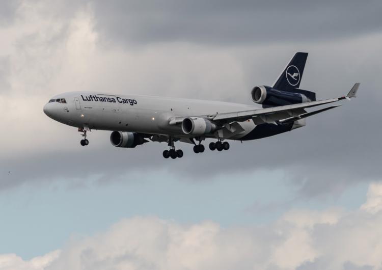 Lufthansa jubila sus MD-11 de carga