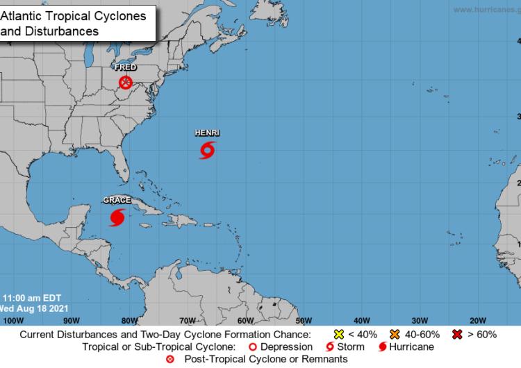El huracán Grace impactará en Cancún, Playa del Carmen y Cozumel