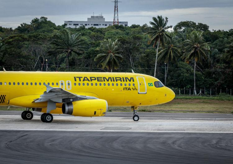 Salvador Bahia Airport recebe mais dois destinos da ITA Transportes Aéreos