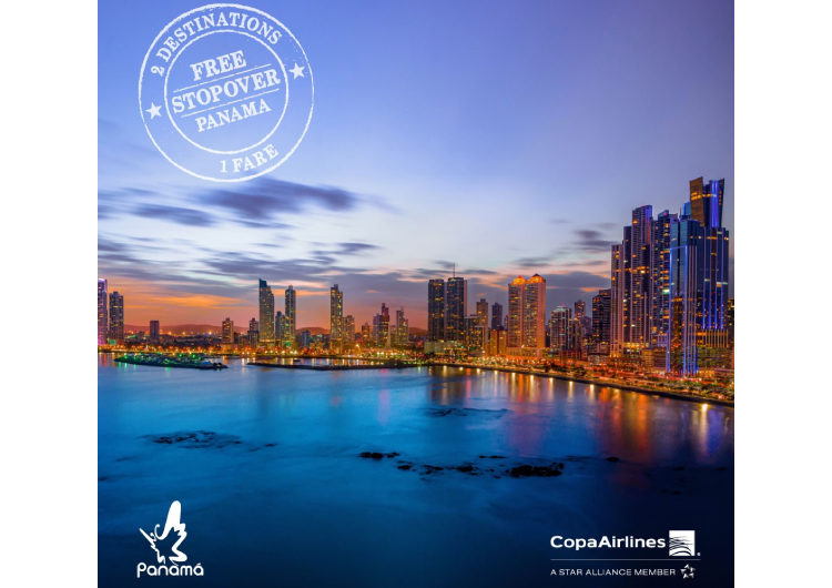 Copa Airlines y PROMTUR Panamá anuncian el relanzamiento del programa Panamá Stopover