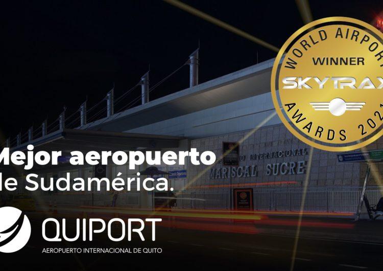 El Aeropuerto de Quito, el mejor de Sudamérica