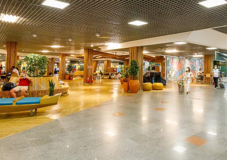 Salvador Bahia Airport celebra seu quarto aniversário tendo se tornado o aeroporto mais eco-amigável do Brasil