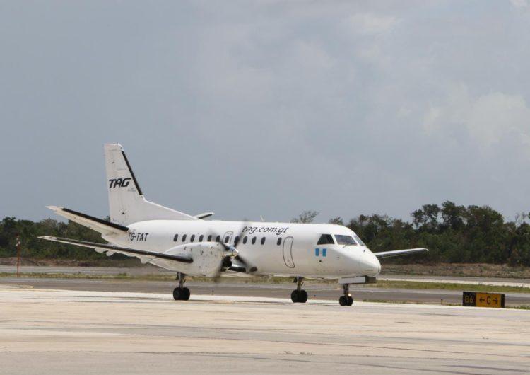 Inicia TAG ruta Guatemala-Cancún