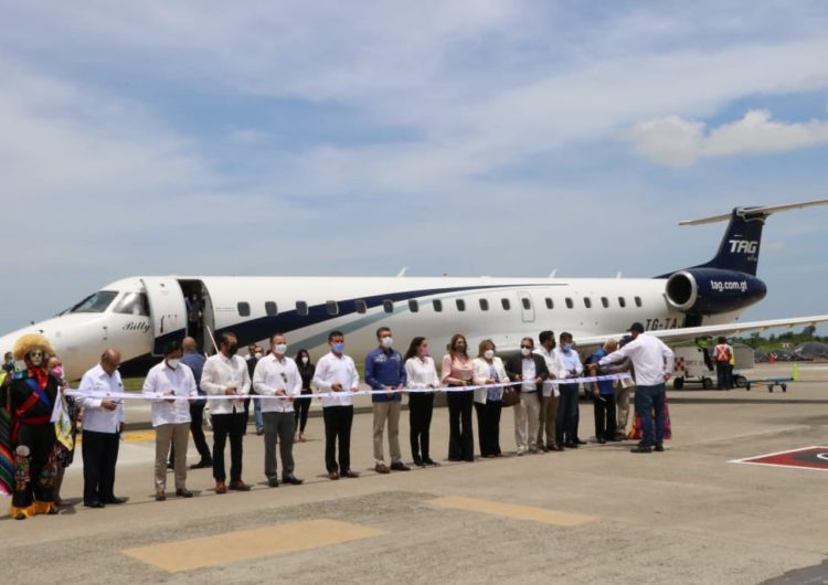 TAG Airlines llegó a México