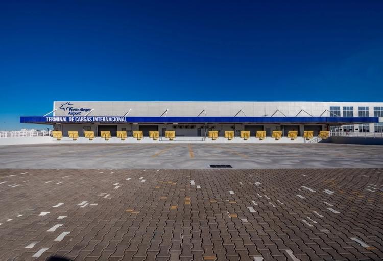 Tarcísio: novo terminal de cargas e pista ampliada integrarão Porto Alegre ao mundo