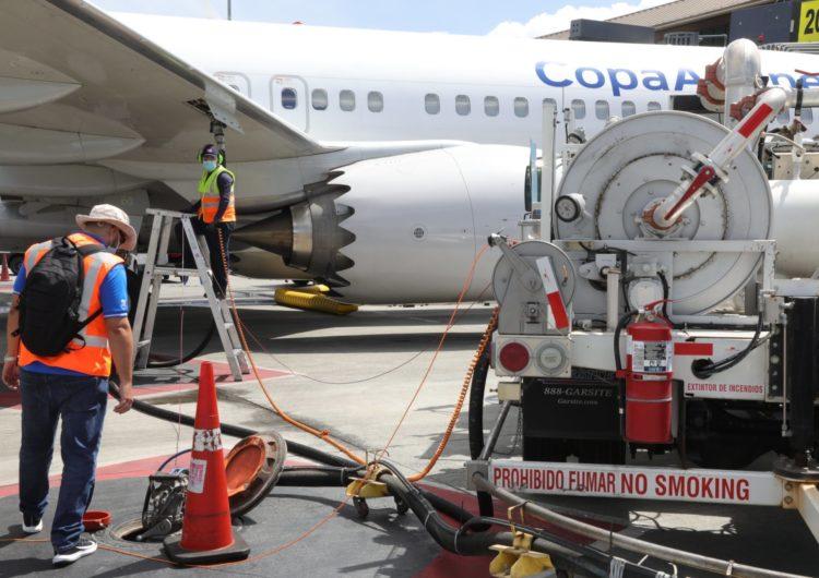 Panamá: Aeropuerto de Tocumen pone en marcha sistema soterrado de conducción de combustible en la Terminal 2