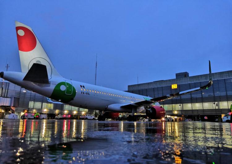 Viva Aerobus inauguró sus vuelos entre Ciudad de México y Bogotá
