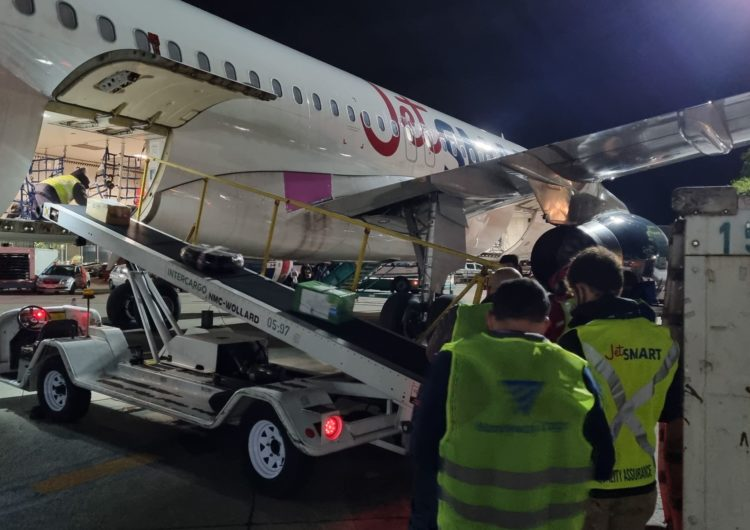 JetSMART Cargo inició sus operaciones en Argentina