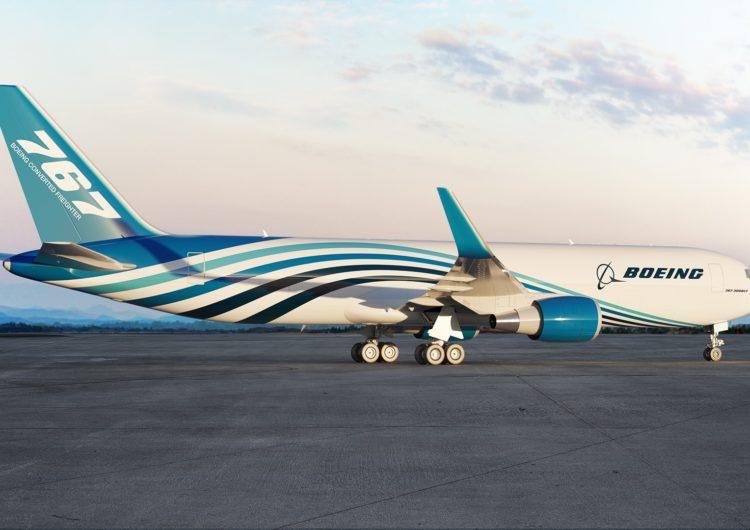 Boeing ampliará en GAMECO la capacidad de conversión de cargueros