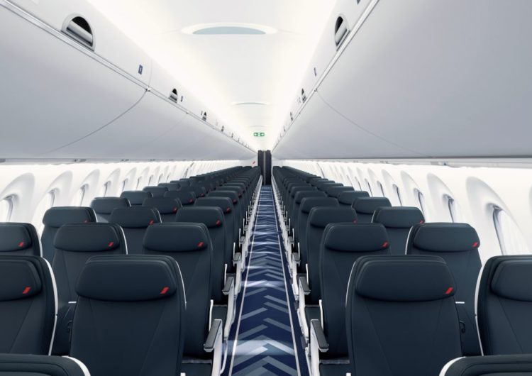 Air France unveils its first Airbus A220-300