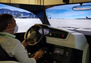 Aena instala simuladores de conducción para maniobras de aeronaves en 13 aeropuertos