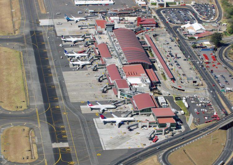 Aeropuerto Juan Santamaría, Costa Rica, ratifica certificación por reducción de carbono