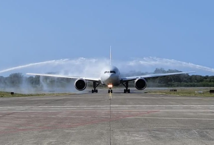 La aerolínea rusa Nordwind reanuda sus vuelos a Puerto Plata
