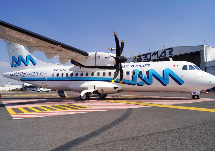 Aeromar suma un nuevo ATR 72/600