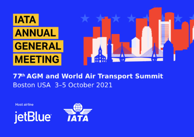 IATA anuncia la agenda y los oradores de la cumbre mundial del transporte aéreo en Boston