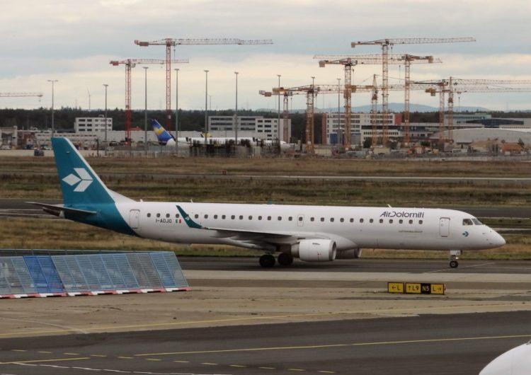 Air Dolomiti tiene nombrado a su próximo CEO, estudia ampliación de flota