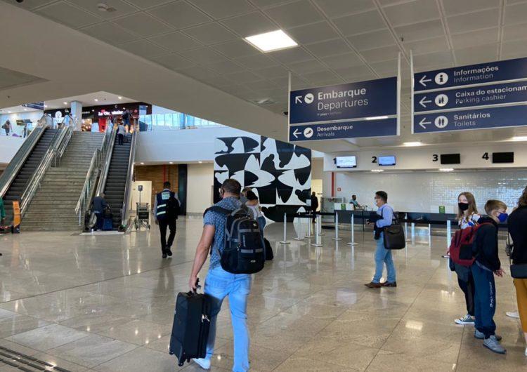 Feriadão terá um crescimento de 57% no número de voos no Aeroporto de Vitória