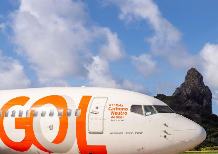 GOL realiza su primer vuelo neutral en carbono