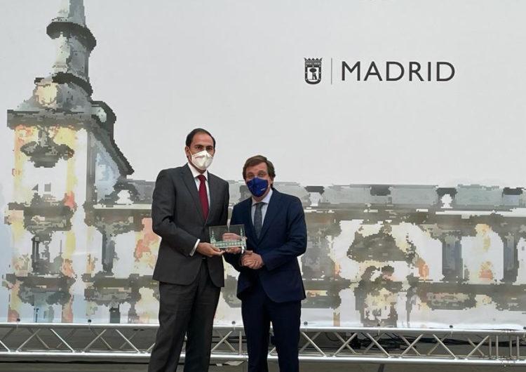 """Iberia, galardonada con el """"Reconocimiento a la trayectoria"""" del Ayuntamiento de Madrid con motivo del Día Mundial del Turismo"""