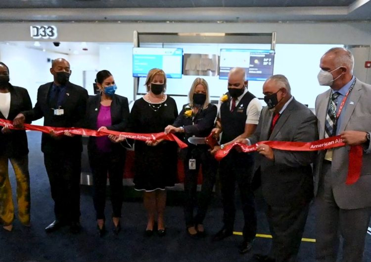 American Airlines launches Suriname service at MIA