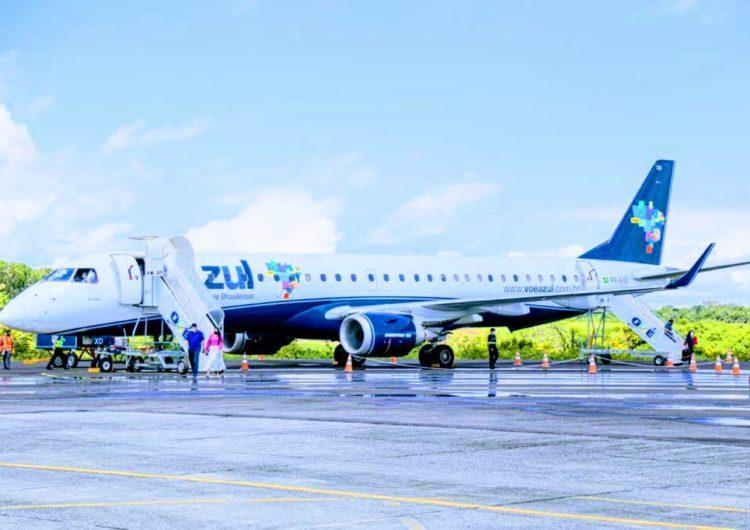 Azul vê procura crescer por voos para Parintins e São Gabriel da Cachoeira (AM) logo no primeiro mês de operação
