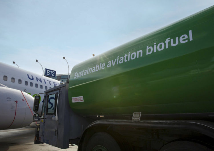 United, Honeywell Invest in New Clean Tech Venture from Alder Fuels, Powering Biggest Sustainable Fuel Agreement in Aviation History