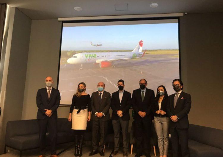 Viva Aerobus, ProColombia, Turismo Bogotá y El Dorado inauguran la ruta Ciudad de México – Bogotá