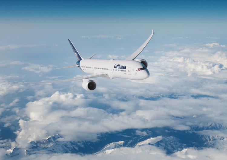 El primer Boeing 787-9 de Lufthansa ya tiene nombre: Berlín