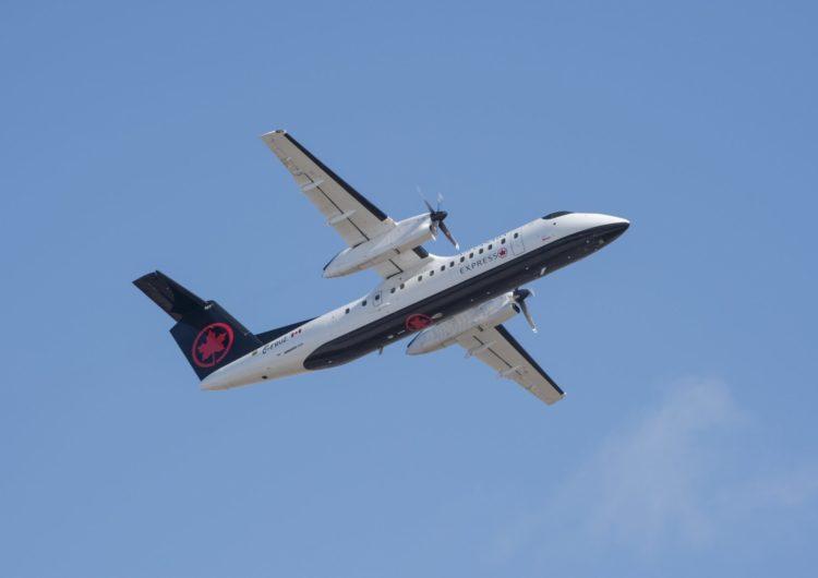 Air Canada To Launch Toronto Billy Bishop-Ottawa Flights