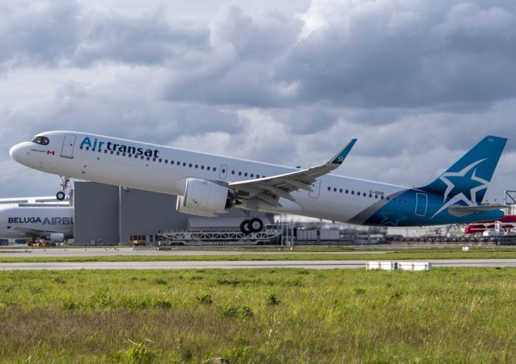 Júbilo en el turismo de Puerto Plata: Air Transat retoma sus vuelos desde Montreal
