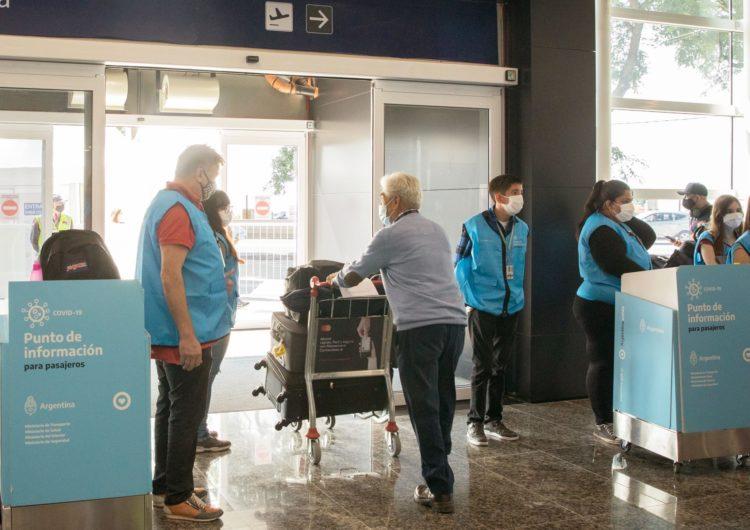 Argentina: se eliminaron los cupos de ingreso al país y estos son los corredores habilitados