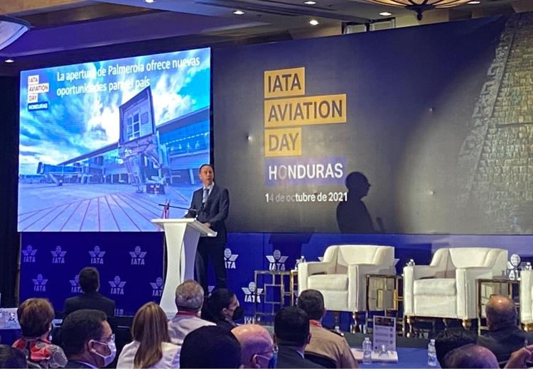 IATA ve buenas expectativas para el desarrollo de la aviación en Honduras