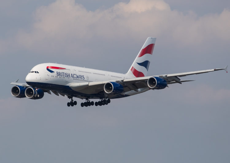 British Airways to welcome back its A380 as it launches its biggest schedule since march 2020