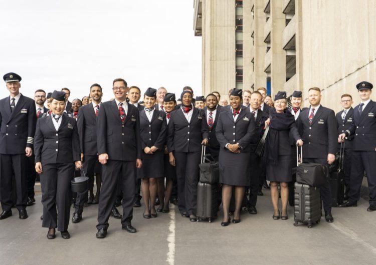 British Airways to offer cabin crew jobs for summer 2022