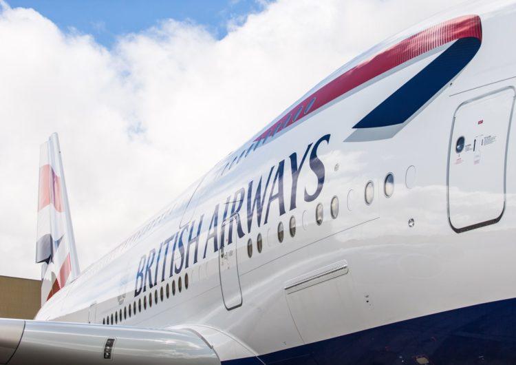 British Airways reactiva sus A380 y lanza su programa más grande desde marzo de 2020