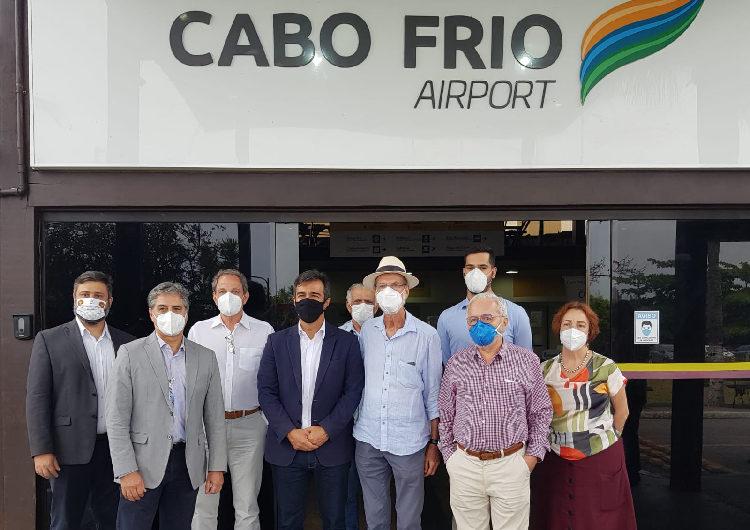"""""""Acordo de Cooperação Técnica"""" entre Governo do Estado do Rio, Prefeitura de Cabo Frio e Cabo Frio Airport é assinado"""