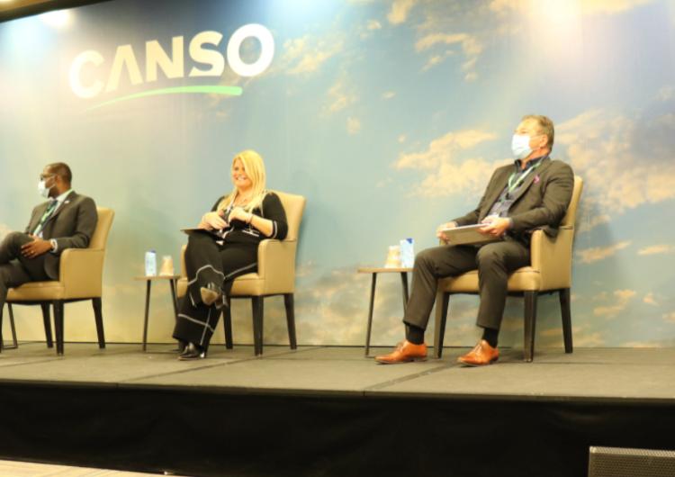 CANSO nombra a Gabriela Logatto, presidenta y CEO de EANA, como miembro de su Comité Ejecutivo