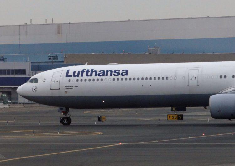 Lufthansa retoma sus vuelos entre Frankfurt y Rio de Janeiro