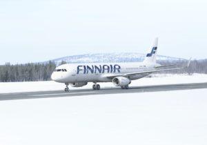 Airbus recibe el primer contrato de mantenimiento de los servicios de horas de vuelo del A320 en Europa para respaldar toda la flota de pasillo único de Finnair
