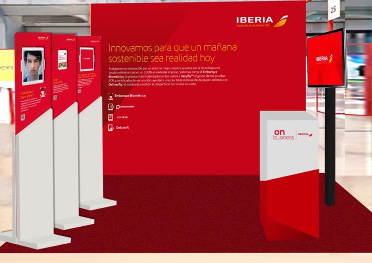 Iberia se une una edición más a South Summit para que los emprendedores despeguen