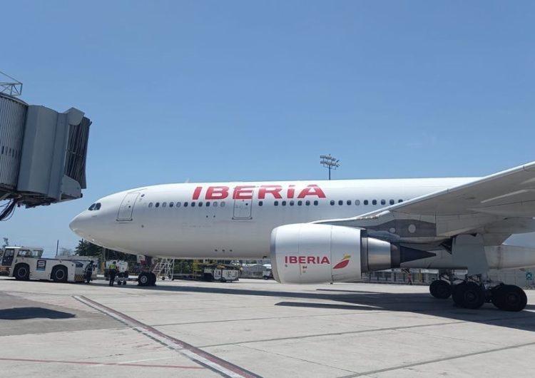 Desde noviembre, Iberia ofrecerá 13 vuelos semanales a República Dominicana