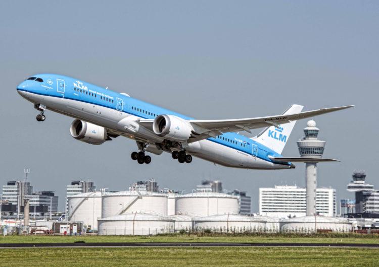 KLM celebra sus 75 años en Argentina