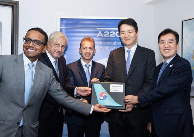 Korean Air, premio a la mejor excelencia operativa 2021