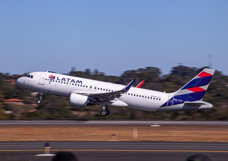 LATAM conclui projeto de rebranding em todas as 109 aeronaves da frota brasileira