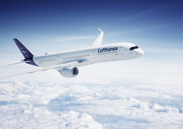 Lufthansa Group leases further Airbus A350-900 long-haul aircraft