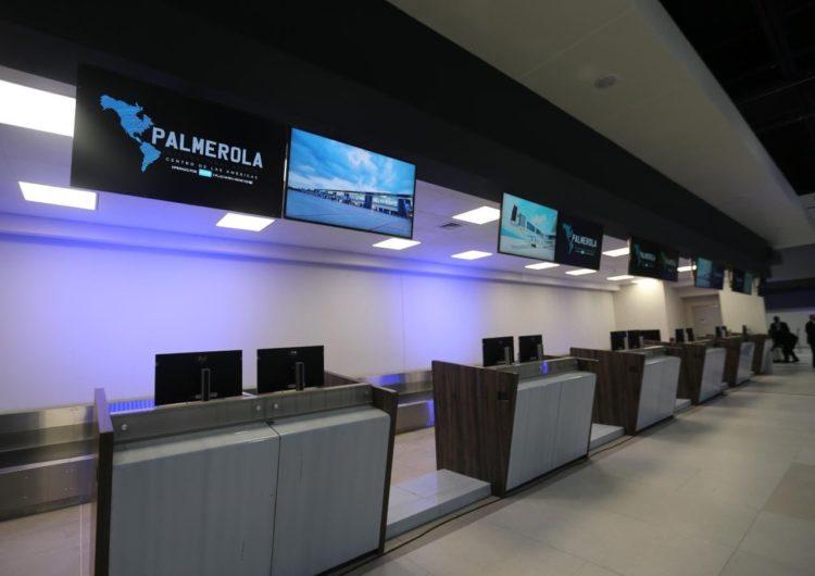 Honduras: Inauguran el Aeropuerto Internacional de Palmerola