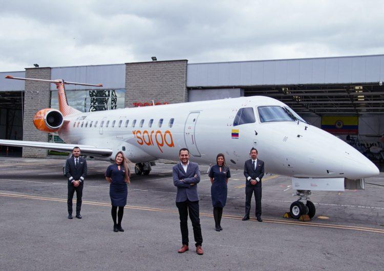 """""""Estamos seguros que seremos un generador de eficiencia para el ecosistema aeronáutico al aportar en la descentralización aérea"""": Carlos Andrés Mesa, Presidente de Sarpa"""